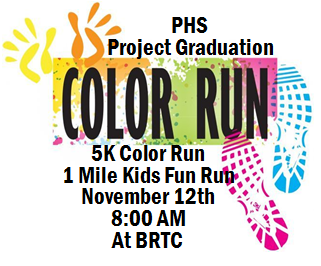 Project Graduation Color Run