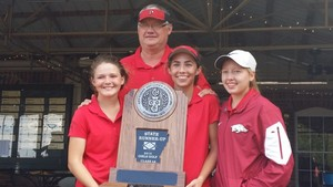 Girls Golf 4A State Runner-Up